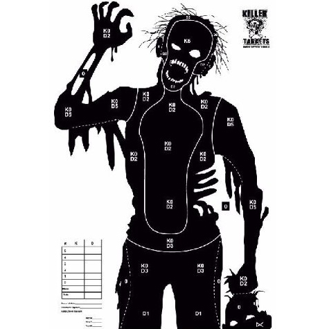 Zombie Shooting Targets Product Review