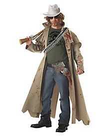 Adult Zombie Hunter Costume