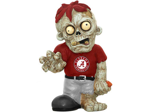 Alabama Zombie Figurines