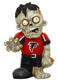 Atlanta Falcons Zombie Figurines