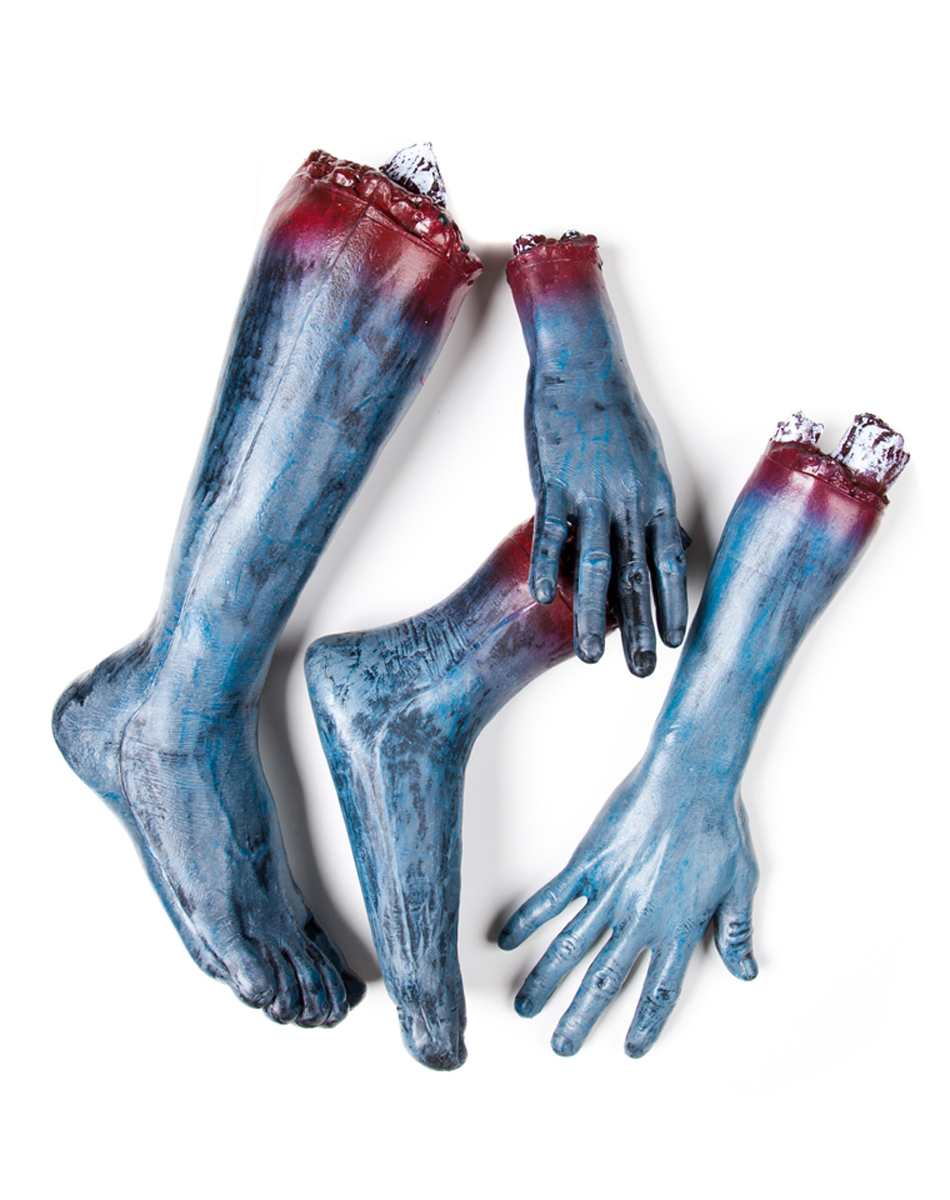 Bag of Zombie Limbs