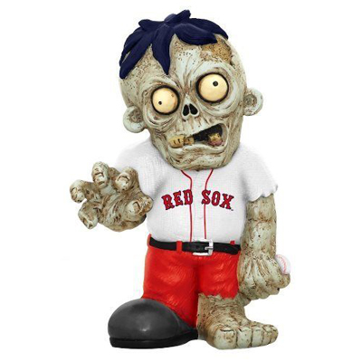 Boston Red Sox Zombie Figurines