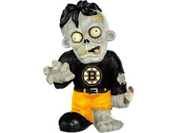 Boston Bruins Zombie Figurines