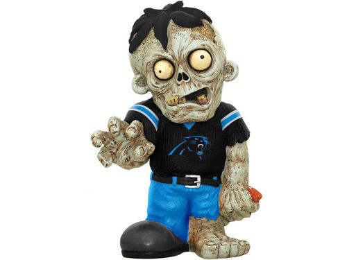 Carolina Panthers Zombie Figurines