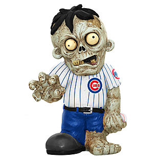 Chicago Cubs Zombie Figurines