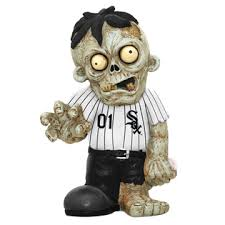 Chicago White Sox Zombie Figurines