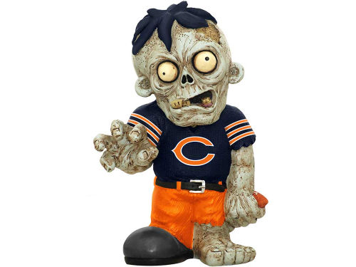 Chicago Bears Zombie Figurines