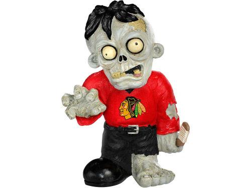 Chicago Blackhawks Zombie Figurines