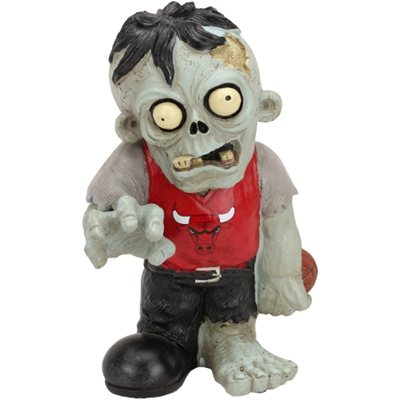 Chicago Bulls Zombie Figurines