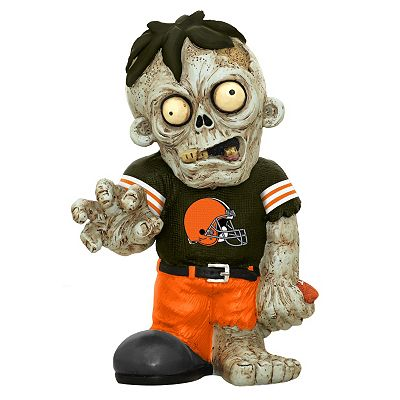 Cleveland Browns Zombie Figurines