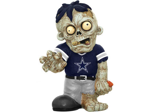 Dallas Cowboys Zombie Figurines