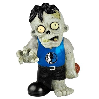 Dallas Mavericks Zombie Figurines
