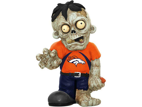 Denver Broncos Zombie Figurines