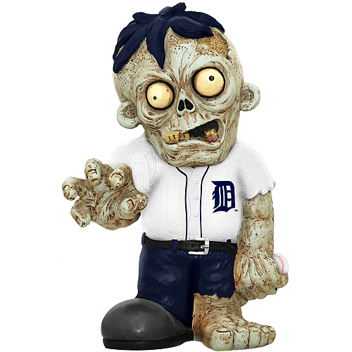 Detroit Tigers Zombie Figurines