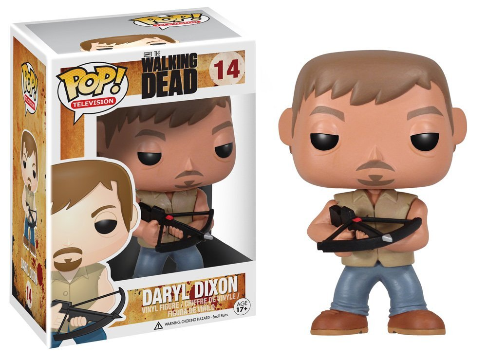 Funko POP Walking Dead Daryl Vinyl Figure