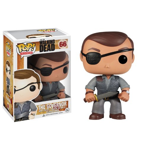Funko POP Walking Dead Governor Vinyl Figure