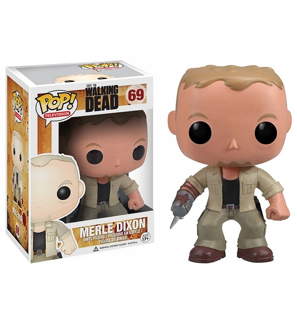 Funko POP Walking Dead Merle Vinyl Figure