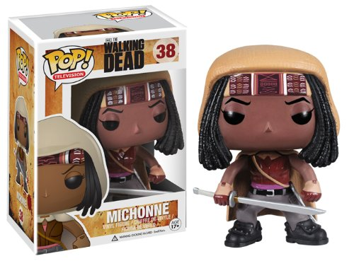 Funko POP Walking Dead Michonne Vinyl Figure