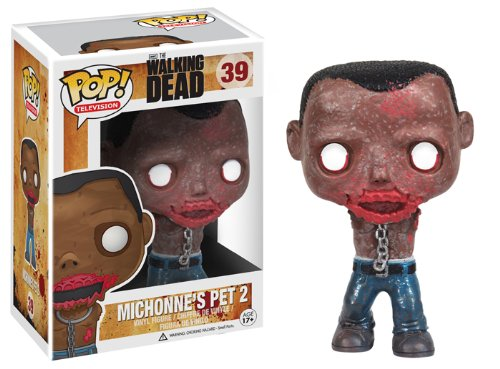 Funko POP Walking Dead Michonne's Pets Vinyl Figures