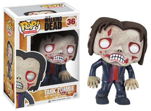Funko POP Walking Dead Tank Zombie Vinyl Figure