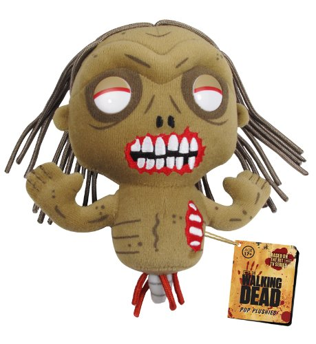 Funko Pop Plush Walking Dead Bicycle Girl