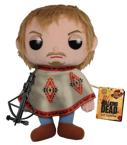 Funko Pop Plush Walking Dead Daryl Dixon
