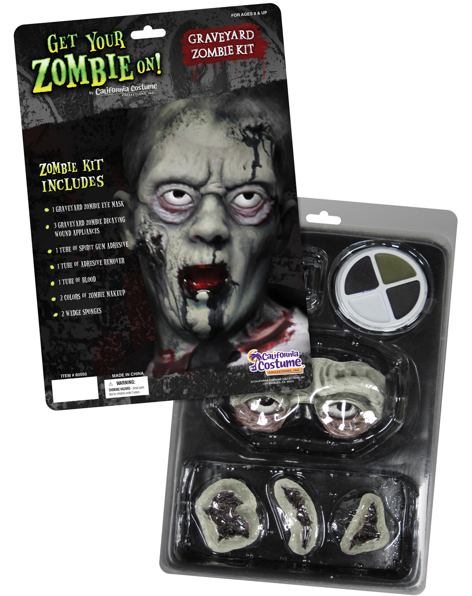Best Zombie Makeup Kit
