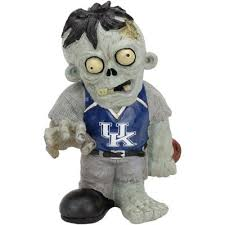 Kentucky Zombie Figurines