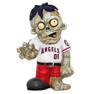 Los Angeles Angels Zombie Figurines