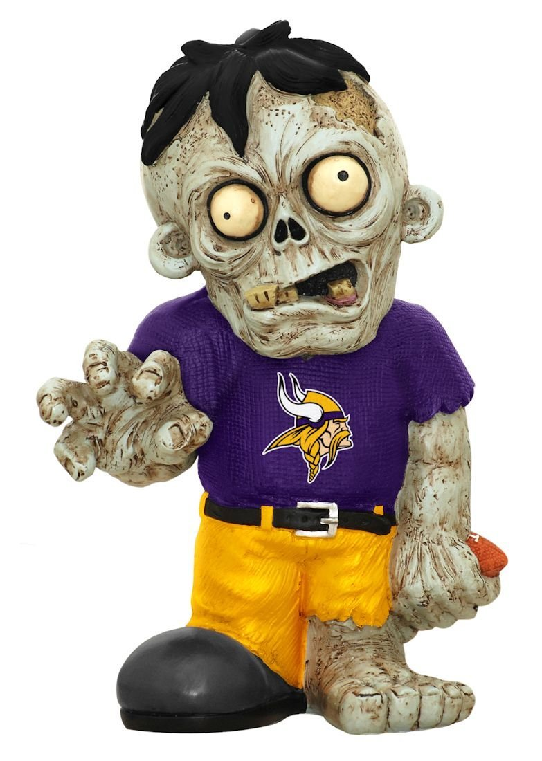 Minnesota Twins Zombie Figurines