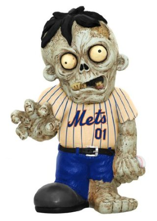 New York Mets Zombie Figurines