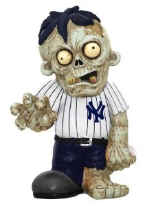 New York Yankees Zombie Figurines