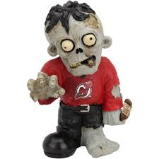 New Jersey Devils Zombie Figurines