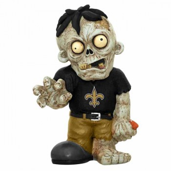 New Orleans Saints Zombie Figurines