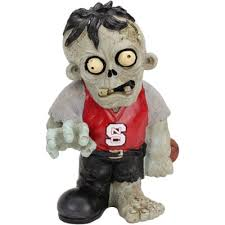 North Carolina State Zombie Figurines