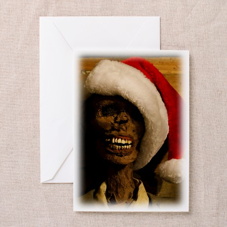 Of Corpse It's Christmas Greeting Cards (Pk of 20)