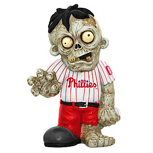 Philadelphia Phillies Zombie Figurines