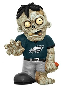 Philadelphia Eagles Zombie Figurines