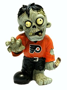 Philadelphia Flyers Zombie Figurines
