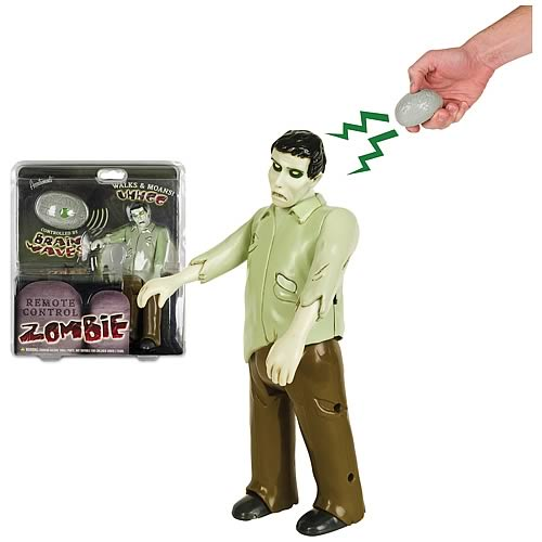 Remote Control Zombie Toy Product Review