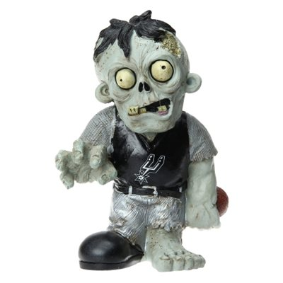 San Antonio Spurs Zombie Figurines