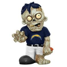 San Diego Chargers Zombie Figurines
