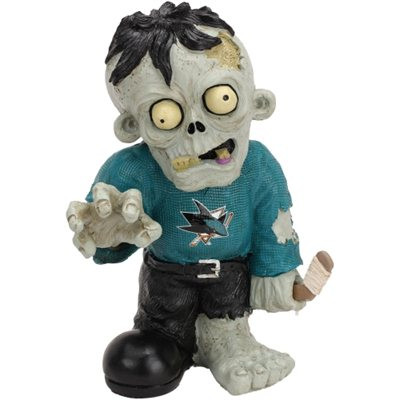 San Jose Sharks Zombie Figurines