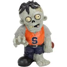 Syracuse Zombie Figurines