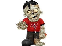 Tampa Bay Buccaneers Zombie Figurines