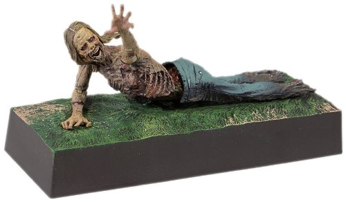 The Walking Dead Action Figure Bicycle Girl Zombie