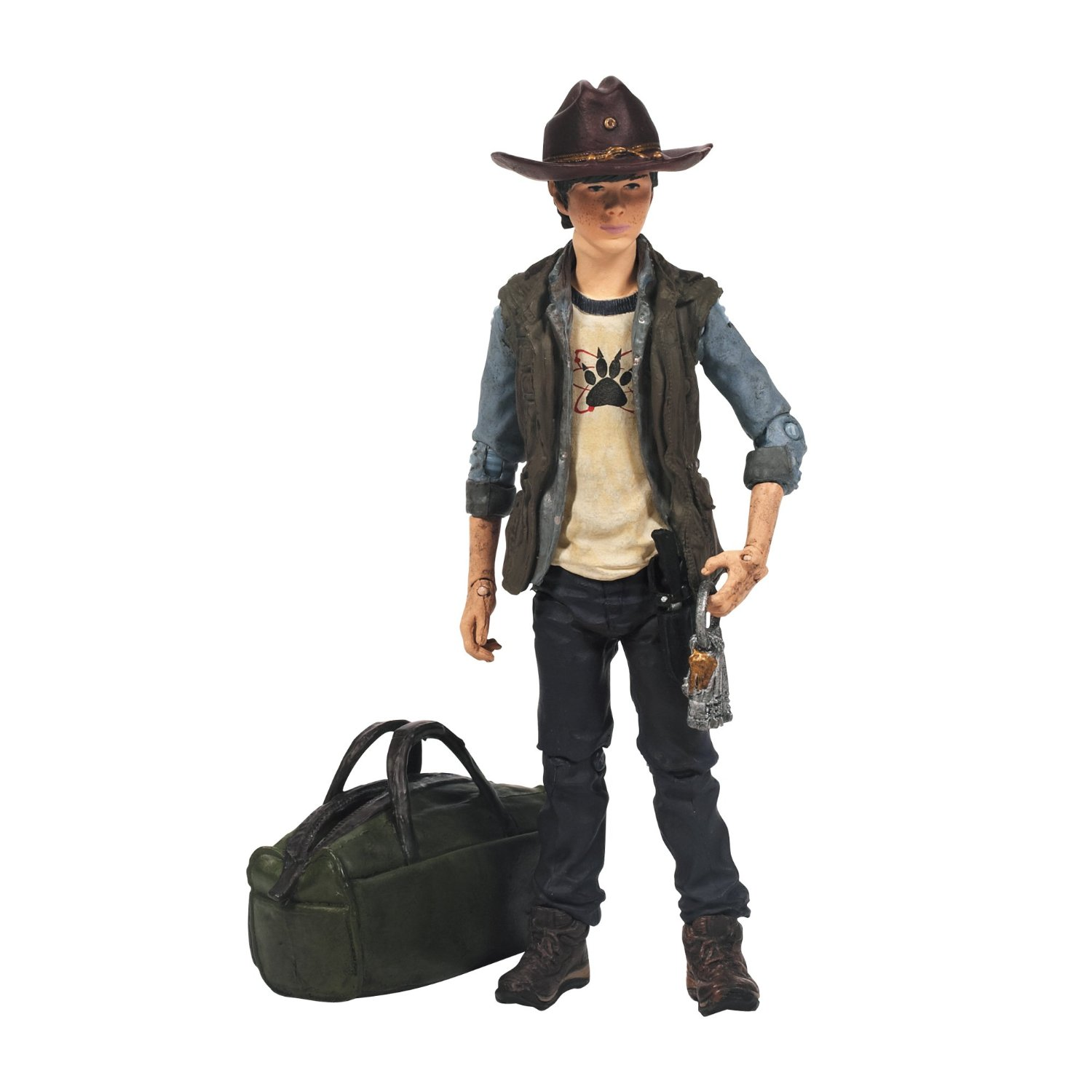 The Walking Dead Action Figure Carl Grimes