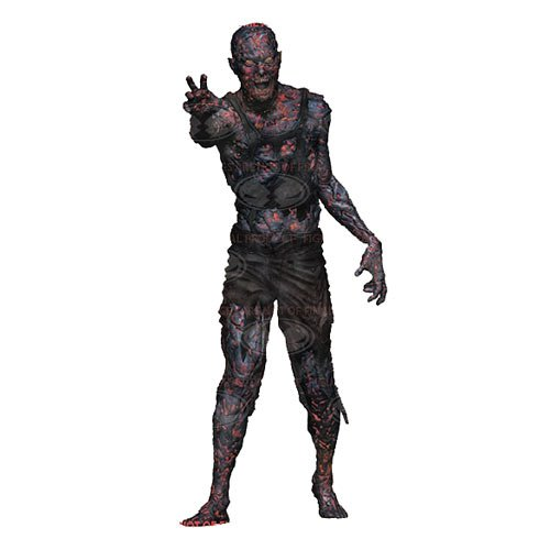 The Walking Dead Action Figure Charred Walker
