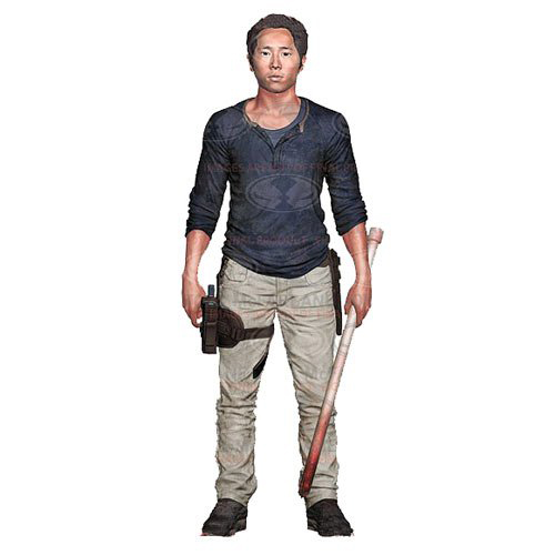 The Walking Dead Action Figure Glenn