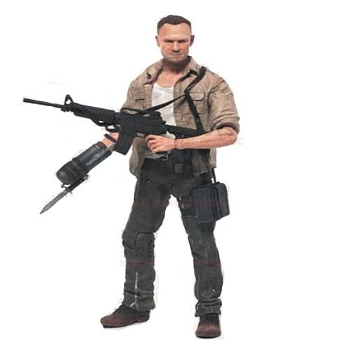 The Walking Dead Action Figure Merle Dixon